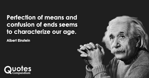 Quotes Compendium Albert Einstein Quotes