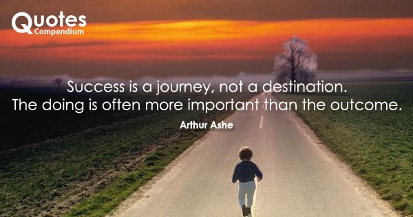 journey more important than destination essay